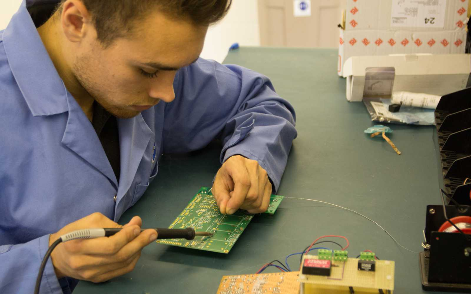 Electronic Repair, Overhaul & Redesign